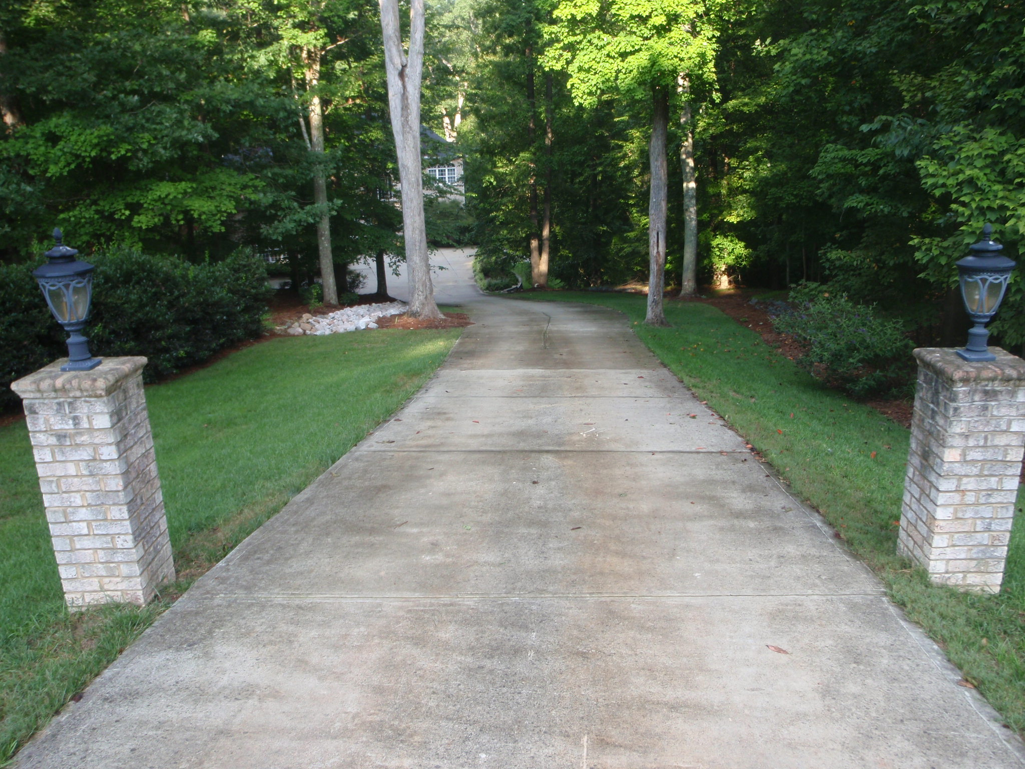 Driveway and concrete power washing for your home for How do i clean concrete